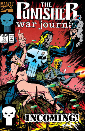 Punisher War Journal Vol 1 53