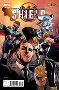 S.H.I.E.L.D. Vol 3 1 Asrar Variant