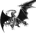 Stone Demon (Earth-616) from Savage Sword of Conan Vol 1 9 0001