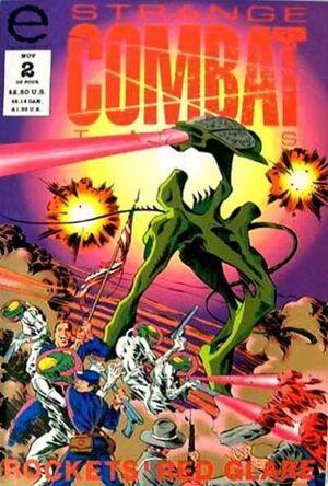 Strange Combat Tales Vol 1 2