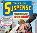 Tales of Suspense Vol 1 40
