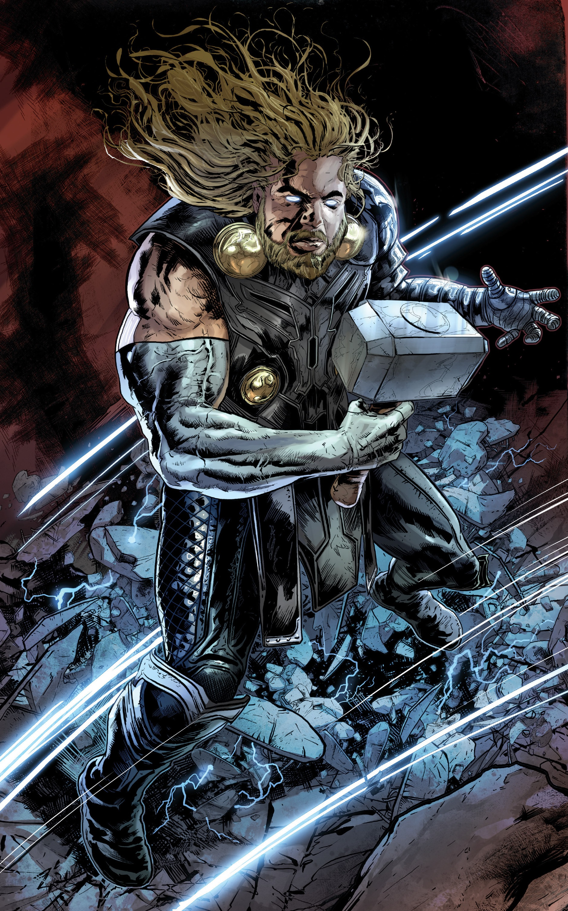 thor odinson earth 616 expanded history marvel database