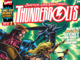 Thunderbolts Vol 1 1