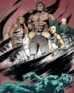 Tribe (Inhumans) (Earth-616) from New Warriors Vol 5 8 001