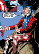 Uncle Sam (Earth-616) from Captain America Vol 1 383 0001