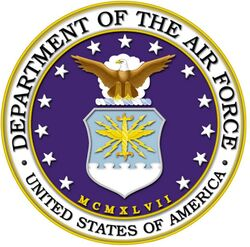 United States Air Force (Earth-199999) Logo