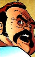 Vinnie (Hammerhead) (Earth-616) from Spider-Man Vol 1 80 001