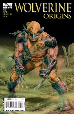 Wolverine Origins Vol 1 37