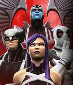 X-Force (Strike Team) (Earth-TRN517) from Marvel Contest of Champions 001