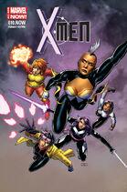 X-Men Vol 4 10 Cassaday Variant