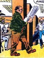 Al Milgrom, Danny Crespi (Earth-616) from Peter Parker, The Spectacular Spider-Man Vol 1 86