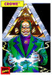 Algernon Crowe (Earth-616) from Overkill (Trading Cards) 0001