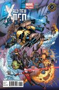 All-New X-Men Vol 1 7 X-Men 50th Anniversary Variant