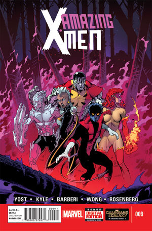 Amazing X-Men Vol 2 9