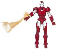 Anthony Stark (Earth-616) from Marvel Universe (Toys) Series I Wave V 0001
