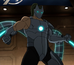 Anton Vanko (Whiplash) (Earth-12041) from Marvel's Avengers Assemble Season 3 12 001