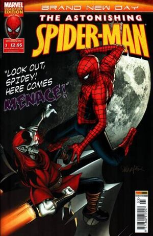 Astonishing Spider-Man Vol 3 3