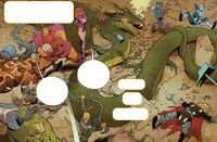 Avengers (Earth-11126) from Journey into Mystery Vol 1 630 0001