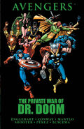 Avengers The Private War of Dr. Doom TPB Vol 1 1