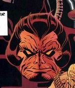 Baal (Gabriel) (Earth-7642) from Batman Daredevil King of New York Vol 1 1 0001