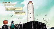 Braddock Lighthouse from X-Men- Gold Annual Vol 1 1 001