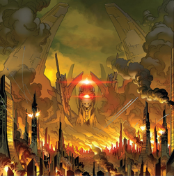 Builders' Planet Killer from Infinity Vol 1 1