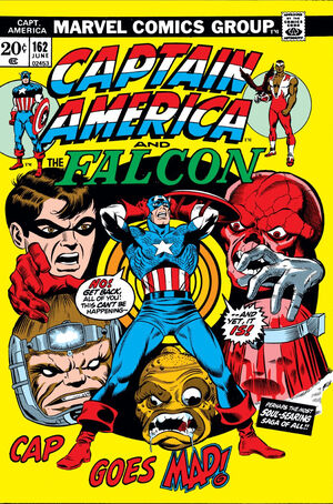 Captain America Vol 1 162
