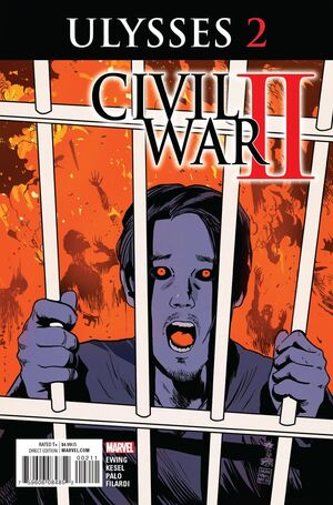 Civil War II Ulysses Vol 1 2