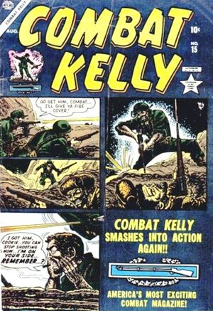 Combat Kelly Vol 1 15