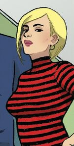Elizabeth Allan (Earth-51838) from Peter Parker The Spectacular Spider-Man Vol 1 302 001