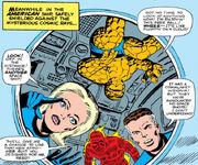 Fantastic Four (Earth-616) from Fantastic Four Vol 1 13 0001