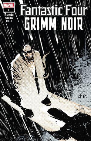 Fantastic Four Grimm Noir Vol 1 1