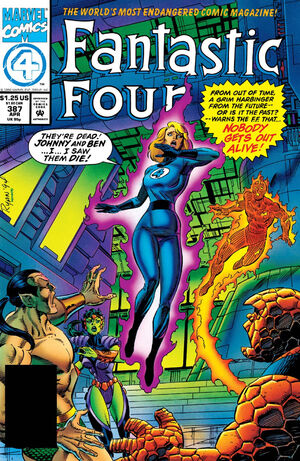 Fantastic Four Vol 1 387
