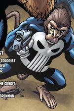 Frank Castle (Earth-8101) from Marvel Apes Vol 1 3 001