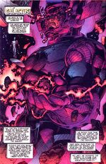 Galactus (Heroes Reborn) (Earth-616) from Fantastic Four Vol 2 6 0001