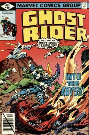 Ghost Rider Vol 2 39