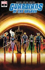 Guardians of the Galaxy Vol 5 4