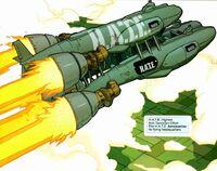 H.A.T.E. Aeromarine from Nextwave Vol 1 1 001