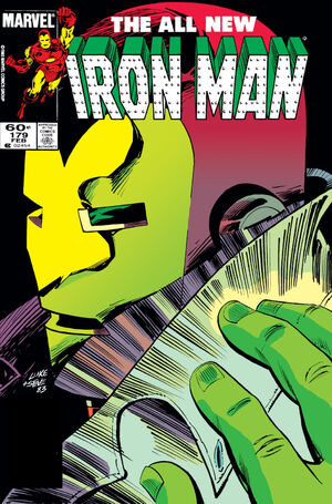 Iron Man Vol 1 179
