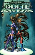 Jack Kirby's Galactic Bounty Hunters Vol 1 3