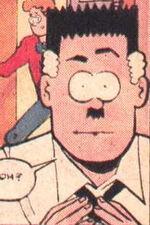 John Jonah Jameson (Earth-89768) from Fred Hembeck Destroys the Marvel Universe Vol 1 1 0001