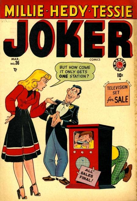 Joker Comics Vol 1 36