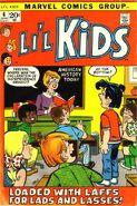 Li'l Kids Vol 1 6