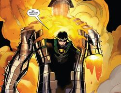 Loki Laufeyson (Kid Loki) (Earth-616) from Asgardians of the Galaxy Vol 1 1 001