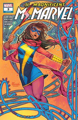 Magnificent Ms. Marvel Vol 1 3