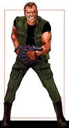 Marcus Hazzard (Earth-148611) from All-New Official Handbook of the Marvel Universe Update Vol 1 1 001