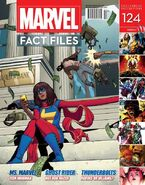 Marvel Fact Files Vol 1 124