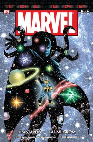 Marvel Universe The End Vol 1 5