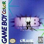 Men in Black The Series (video game)