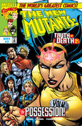 New Mutants Truth or Death Vol 1 2